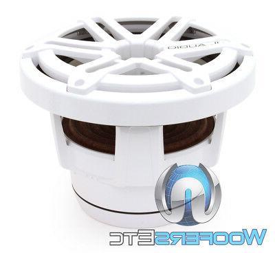 JL WHITE SUB 500W SUBWOOFER SPEAKER NEW