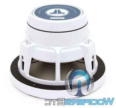 "JL AUDIO M8IB5-SG-WH 8.8"" WHITE SUB 500W SUBWOOFER BOAT BASS SPEAKER NEW"