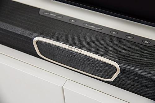 Polk Audio MagniFi SR Sound Bar -Maximum Performance Home Theater Subwoofer Two Speakers Included