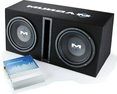 magnum mb210sp dual enclosure amp