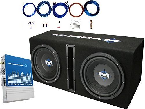 mb210sp dual rms loaded subwoofer