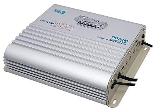 BOSS Audio Class A/B, Range, Bridgeable, Power Amplifier Control