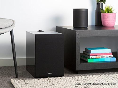 Yamaha MusicCast SUB Wireless Alexa