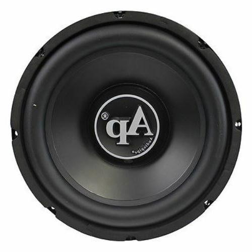 new 15 dvc subwoofer bass speaker dual