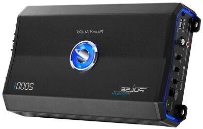 new 2000w monoblock car subwoofer amplifier speakers