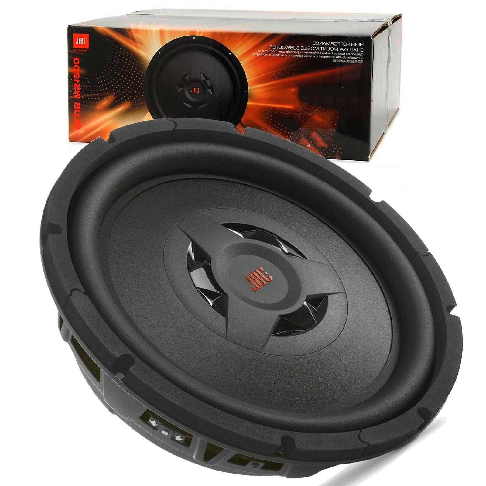 New JBL WS1200 2000 Watts or Shallow Mount Pair