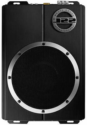 "NEW SOUNDSTORM 10"" 1200W Car Under Seat Sub"