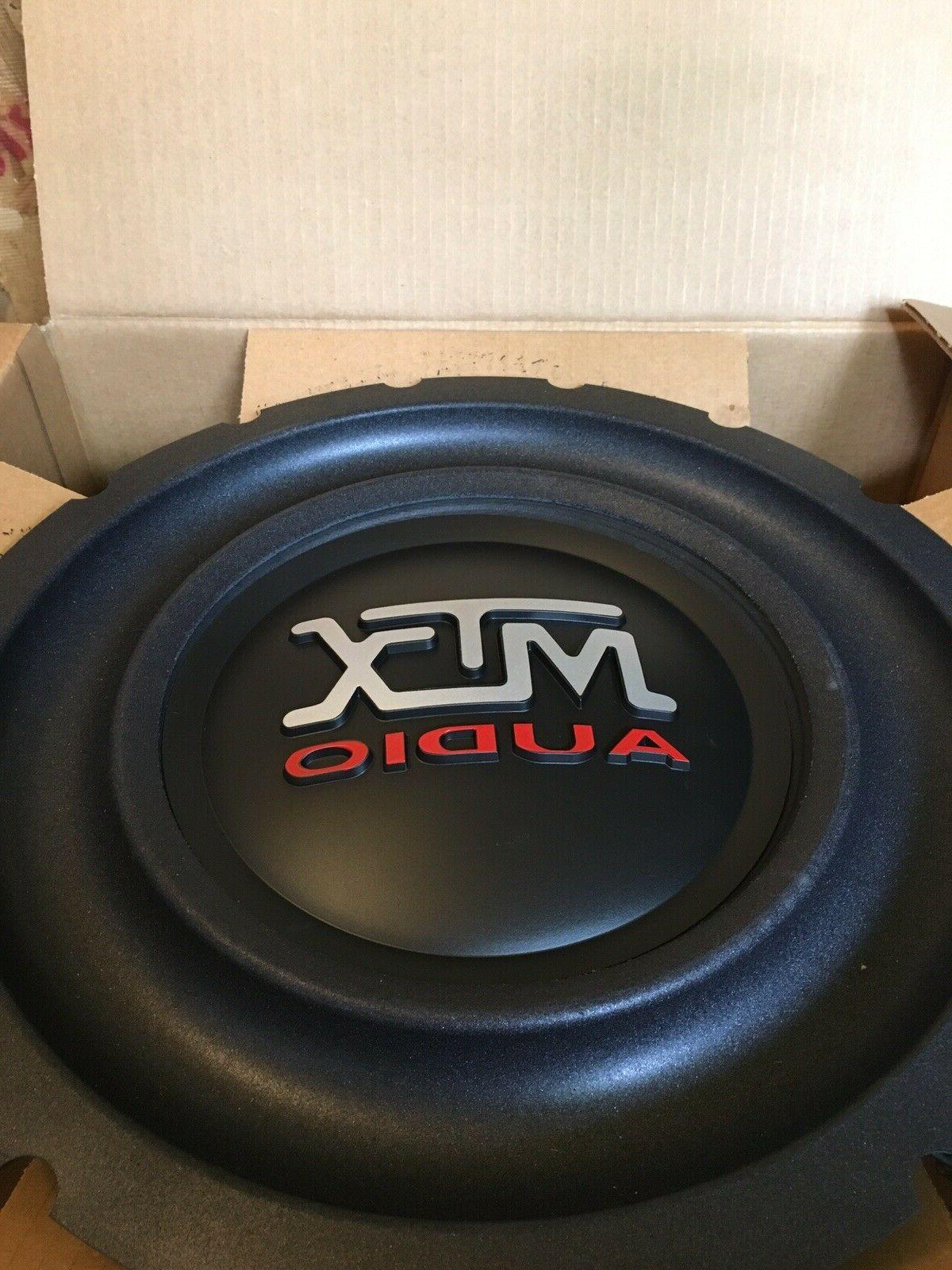 New Inch MTX RFL 152 Subwoofer Cone Kit