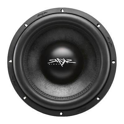 NEW SKAR AUDIO SVR-12 D2 WATT OHM CAR SUBWOOFER