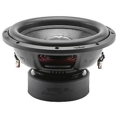 NEW AUDIO D2 MAX POWER DUAL OHM CAR
