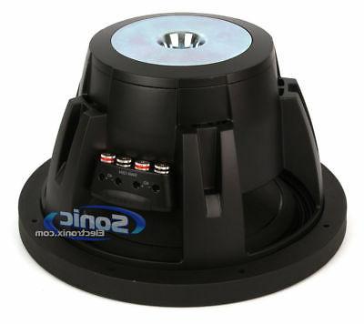 NEW! Type-R SWR-12D4 3000 Watt inch Dual Car Audio Subwoofer Sub