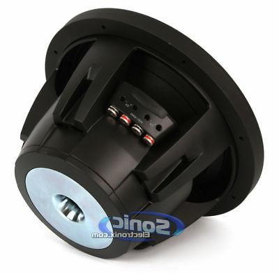 "NEW! SWR-12D4 3000 12"" Dual 4ohm Car Audio"