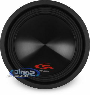 "NEW! Alpine Type-R 3000 Watt 12"" inch Dual 4ohm Audio"
