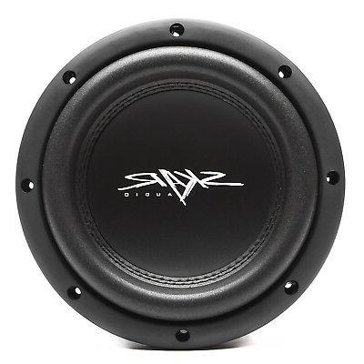 NEW SKAR AUDIO D2 MAX POWER DUAL