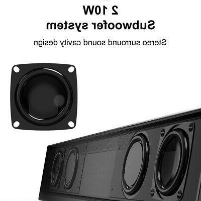 Outdoor Wireless Subwoofer Super Stereo Loudspeaker