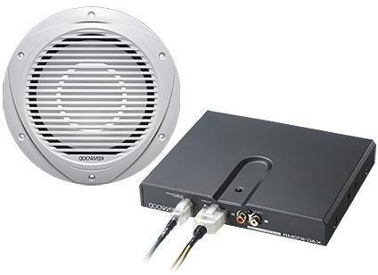 Kenwood P-WD250MRW Subwoofer Amplifier
