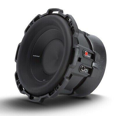 "Rockford Fosgate Punch P2D4-12 4-Ohm Dual Voice Coil 12"" Sub"