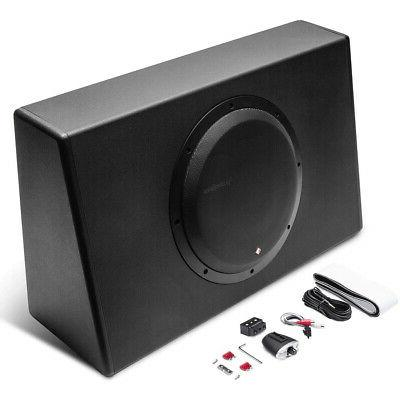 """Rockford Fosgate P300-12T Punch 8"""" 300W Powered Truck Subwoo"""