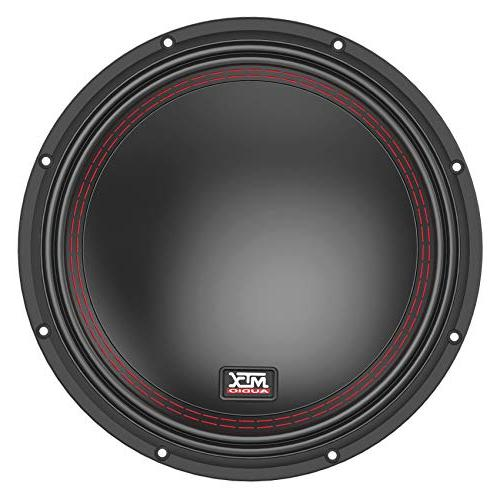 "MTX 10"" 1600 Watt Peak 4-ohm Subwoofers Subs"