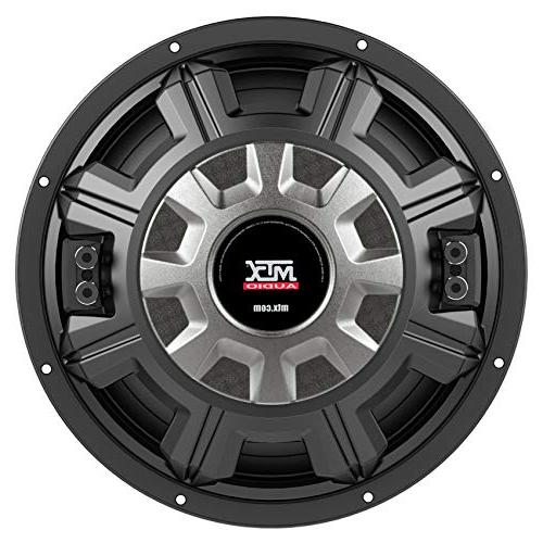 1600 4-ohm Car Audio Subwoofers