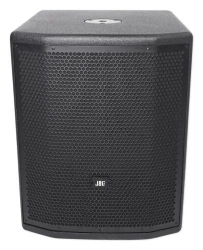 "JBL Dual Powered Speakers+15"" Sub"