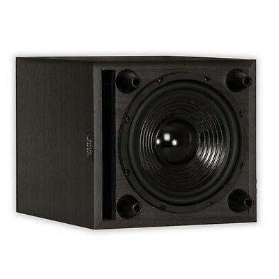 Acoustic PSW8 Theater Powered Black