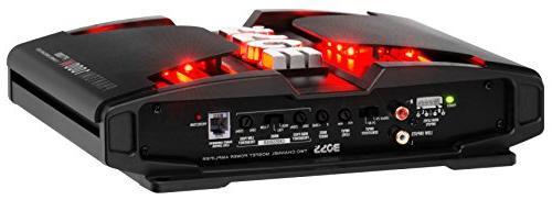 1000 Watt, 2/4 A/B, Full Range, MOSFET Car Remote Control