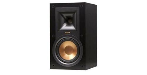 Klipsch R-15M Bookshelf Speakers - Black