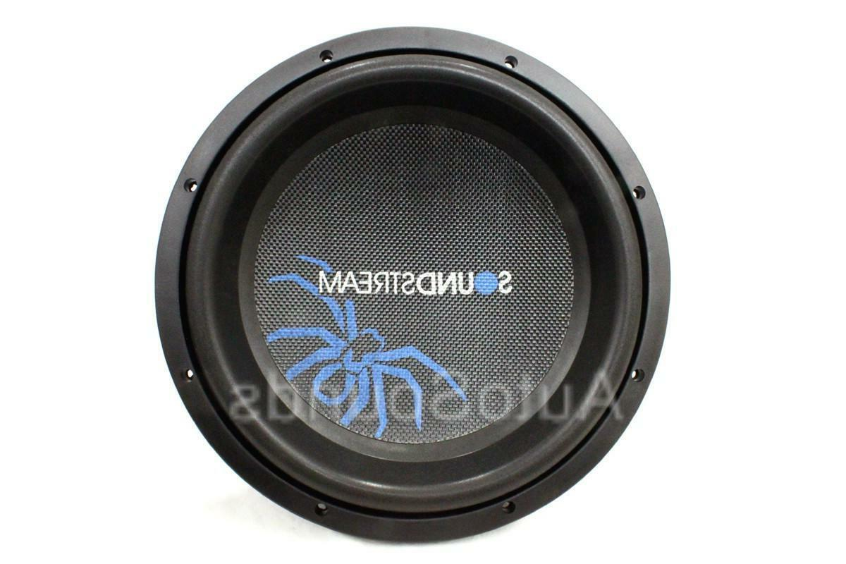 "Soundstream 800 Watt 12"" Dual 2 Ohm Audio Subwoofer"