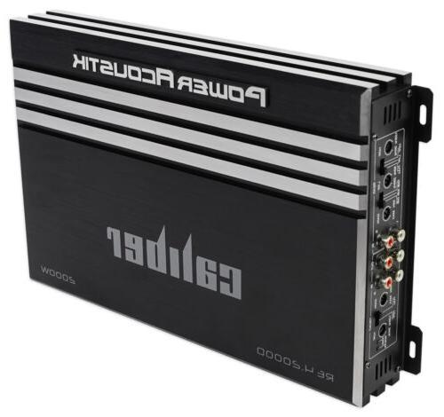 re4 2000d car stereo amplifier