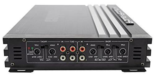 Power Acoustik Watt Amplifier