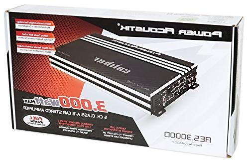 Power RE4-2000D Watt Amplifier