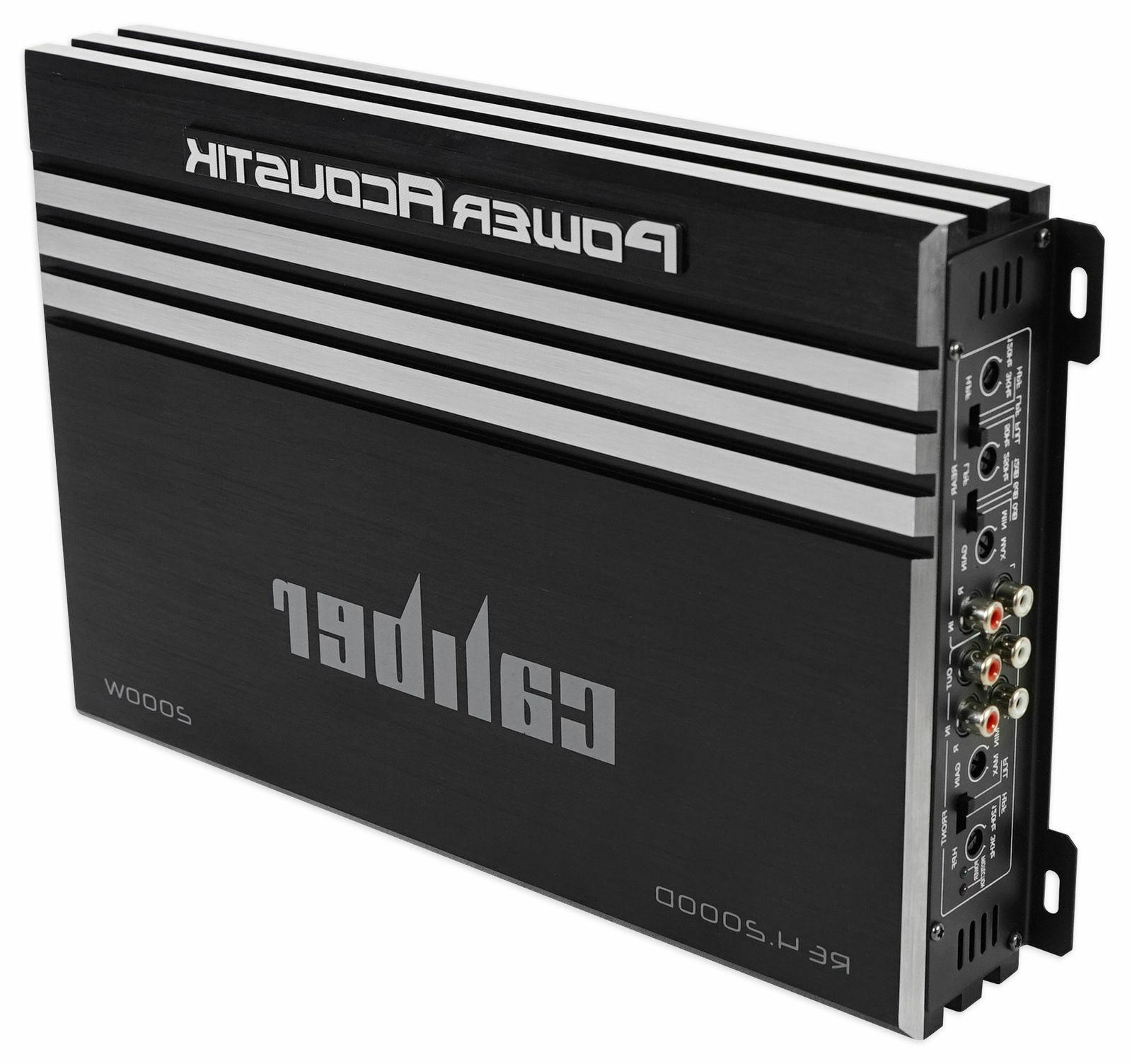 Watt 4-Channel Amplifier Amp