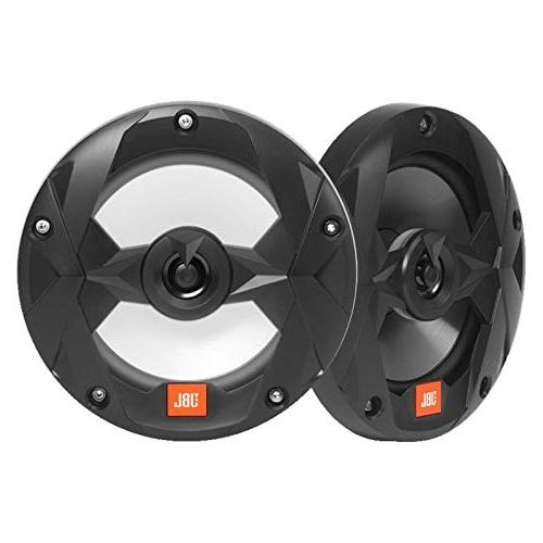 JBL Relax with Sound Gauge AM Receiver 4 RGB LED 4 LED - 2 LED Subwoofers - Amps - Subwoofer Bundle