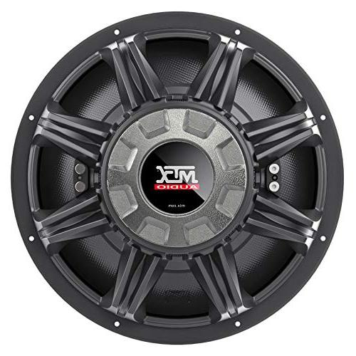 7515-22 Subwoofers DVC 2ohm Car Audio Subs