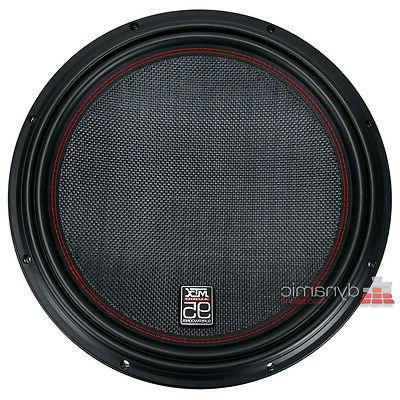 rms dual subwoofer