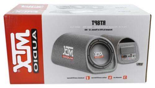 """MTX Road 8"""" 240 Watt Vented/Ported Bass Tube+Amp Kit"""