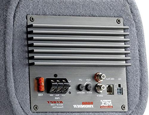 MTX Watt Loaded Tube Audio 8 Ga. Wiring Kit
