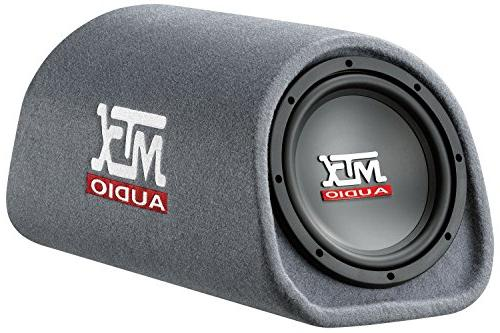 """MTX RT8PT 8"""" Watt Amplified Tube Audio Set 8 Ga. Kit"""