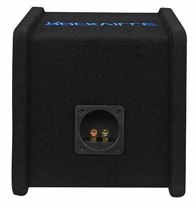 Rockville Loaded Car Subwoofer Amplifier+Amp