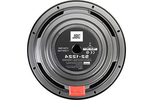 JBL S2-1224 Audio System with Subwoofer and Technology