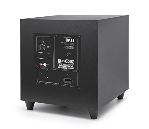 """ELAC Debut 100 Watt 8"""" Subwoofer by Andrew Jones"""