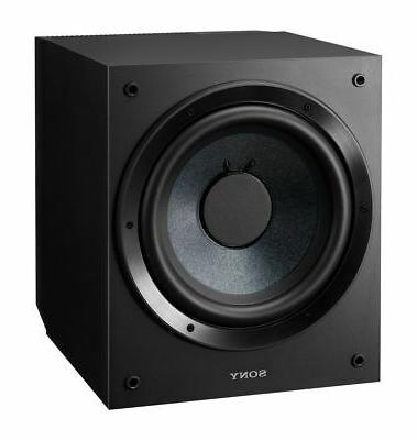 Sony Subwoofer,