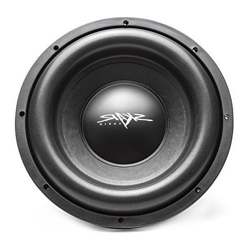"Skar Audio SDR-12 12"" 1200 Power Dual 2 Ohm"