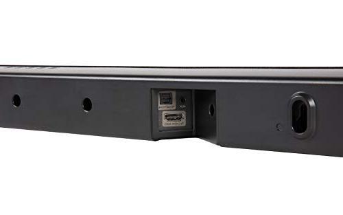 Polk Ultra-Slim Sound Bar Subwoofer, Bluetooth