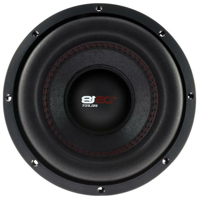 DS18 SLC Inch Subwoofer Max Power 4 Ohm Sub Select