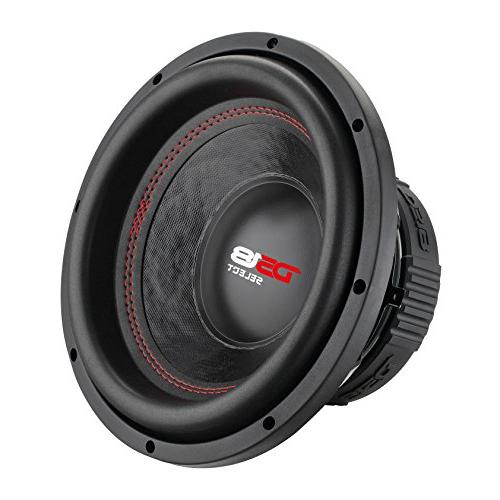 """DS18 SLC-8S 8"""" Inch Subwoofer 400 Watts Max Power 4 Select"""