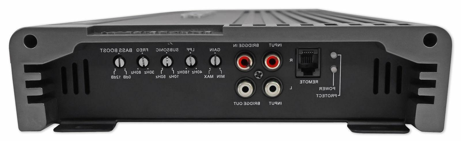 Soundstream 5000 Mono In BX-10 Epicenter