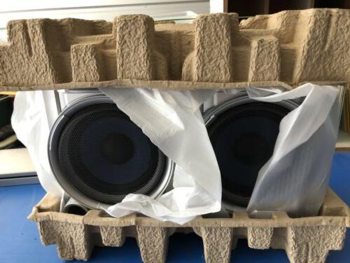 ss ec55s bookshelf speakers 6 ohms pair