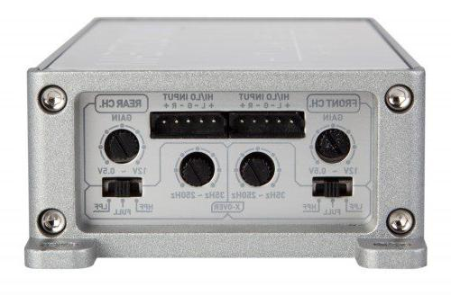 Soundstream Car Amplifier 90WX4 - ST4.1000D